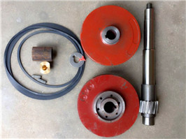 洒水泵叶轮,洒水车水泵叶轮