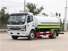 国六东风凯普特9.2吨洒水车-洒水车报价